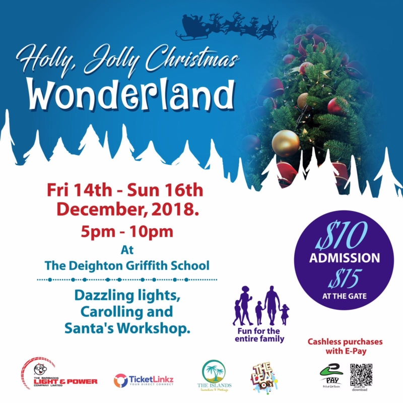 Holly Jolly Christmas.Holly Jolly Christmas Wonderland Ticketlinkz